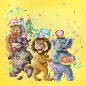 Παρέλαση ζώων