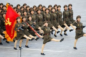 Παρέλαση στη χώρα του ποιητή των όλων, Κιμ Ιλ Σουνγκ