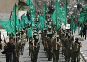 Η παρέλαση των Μαχητών του Αλλάχ