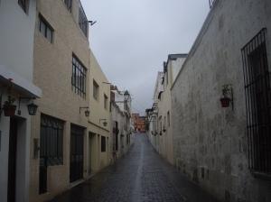 Λιθόστρωτη calle