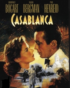 Casablanca: A kiss is just a kiss