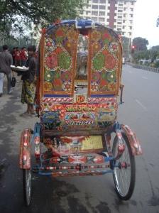 Rickshaw ή Baby Taxi: ποδήλατο, ταξί και... λαϊκή τέχνη