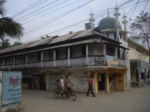 Στο Sylhet, μια πόλη στο Βορειοανατολικό άκρο του Bangladesh