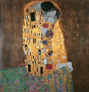 Gustav Klimt: Το Φιλί (1907)