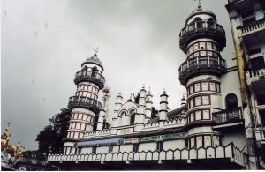 Τζαμί της βεγγαλεζικης μειονότητας στην Ρανγκούν της Βιρμανίας