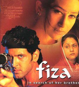 Fiza, το πόστερ της ταινίας