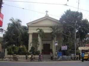 Ελληνορθόδοξη εκκλησία απέναντι από τον σπουδαιότερο ναό της Κάλι!