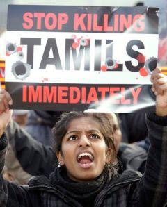 Διαδηλώσεις κατά της γενοκτονίας στη Σρι Λάνκα έχουν οργανωθεί σχεδόν σε όλη την Ευρώπη (εκτός της αδιάφορης Ελλάδας...)
