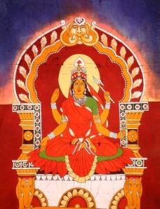 Bhuvaneshwari (Ο Κόσμος)