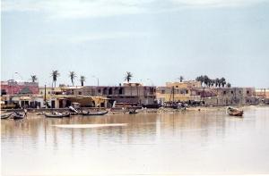 Ο Σενεγάλης, φυσικό σύνορο Σενεγάλης & Μαυριτανίας