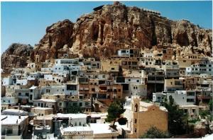 Η μαγευτική Maaloula (Συρία)