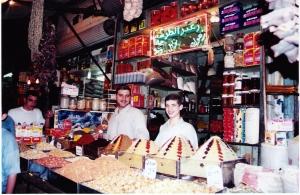 Ξηροί καρποί, χαλβάς, γλυκά και ταχίνι εκ Συρίας