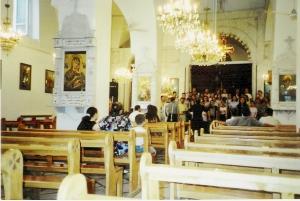 Σε εκκλησίες της Συρίας, ακούγονται ακόμη ψαλμωδίες στην...Αραμαϊκή!