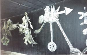 Μπαίνοντας στο Μουσείο του Ολοκαυτώματος