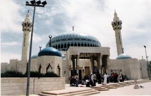 Το τζαμί του βασιλιά Abdullah