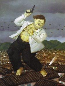 «Ο Θάνατος του Πάμπλο Εσκομπάρ» (1999)