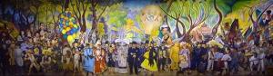 Diego Rivera, Sueño de una Tarde Dominical en la Alameda Central (1947)
