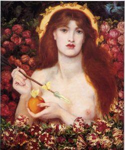 Dante Gabriel Rossetti: Venus Verticordia
