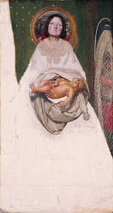 """Ford Madox Brown: """"Take your Son, Sir!"""""""