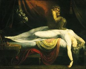 "John Henry Fuseli: ""The Nightmare"" (1781)"