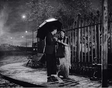 "Raj Kapoor και Nargis στο ""Shree 420"" (1955)"