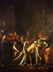 439px-The_Raising_of_Lazarus-Caravaggio_(c._1609)