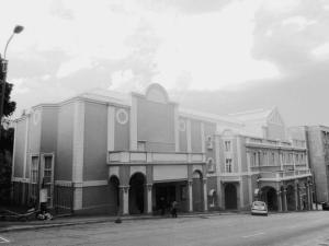"""Το Βικτωριανό κτίριο """"Port Elizabeth Opera House"""""""