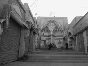 Το τζαμί Mir Emad.