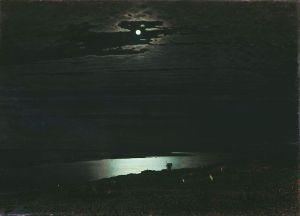 Άρκιπ Ιβάνοβιτς Κουίντζι:  «Νύχτα με σεληνόφως πάνω από τον ποταμό Δνείπερο»