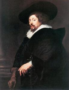 Πέτερ Πάουλ Ρούμπενς: αυτοπροσωπογραφία (1639).