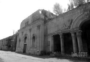 Το παλιό θέατρο του Γκιούμρι