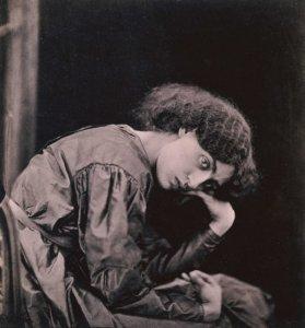 Φωτογραφία της Jane Morris (07.06.1865).