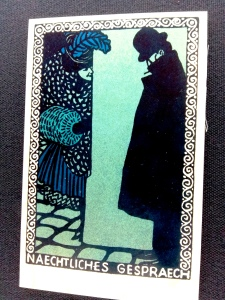 "Moriz Jung: ""Νυχτερινή Συνομιλία"" (1907)"
