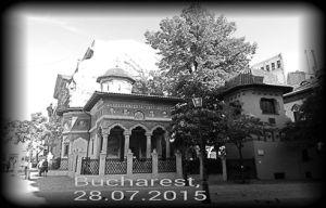 O Ορθόδοξος Ναός Σταυροπόλεως στο Βουκουρέστι.