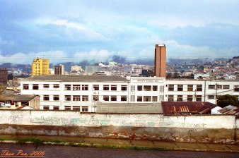 Το Instituto Nacional Mejía είναι το μεγαλύτερο Κολλέγιο του Κίτο.
