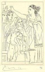 Panlo Picasso Ο Όρκος των Γυναικών.