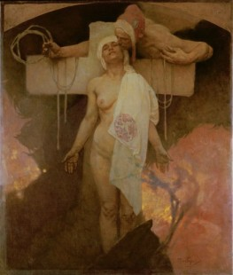 France Embraces Bohemia (1918)