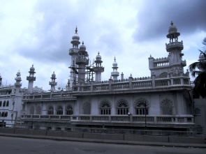 Jumma Masjid, Bangalore