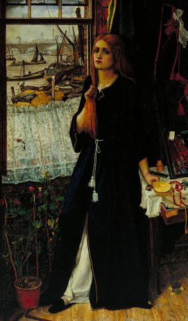 John Roddam Spencer Stanhope, Thoughts of the Past