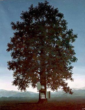 René Magritte «La voix du sang»