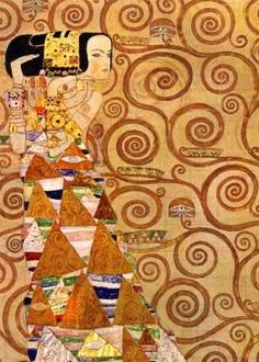 klimt-wating