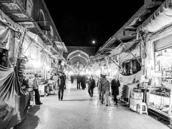 ganjali-bazaar-bw