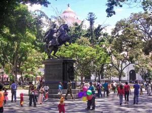 Plaza Bolivar, Καράκας
