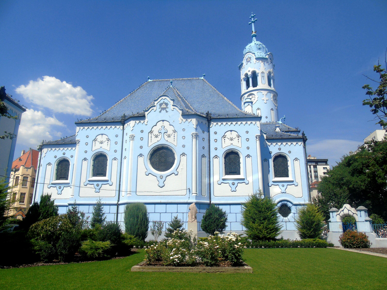 Στην Μπλε Εκκλησία της Μπρατισλάβα – Than Pan